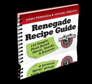 Renegade Recipe Guide Jason Ferruggia